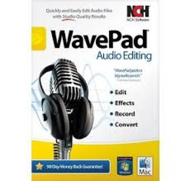 WavePad Sound Editor 7.13 Crack
