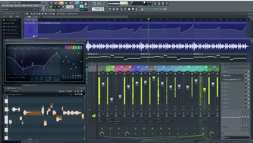 FL Studio 12 Crack & Reg Key Full Version Free Download 2019