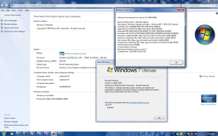 Windows 7 Product Key, Serial Keys 100% Working