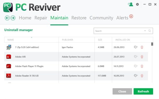 Pc reviver 3.3.2.6 License Key Full Crack Free Download