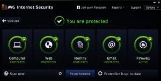 AVG Internet Security 2018 Product Key {Full + Crack}