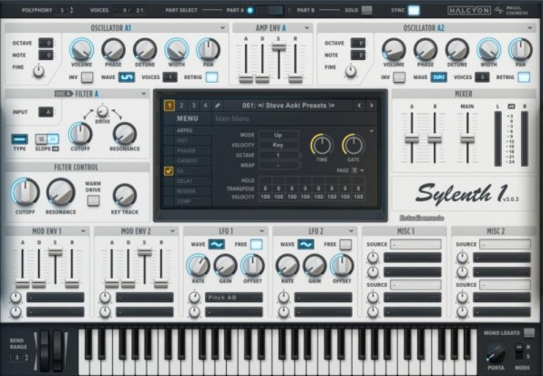 Sylenth1 3.032 Crack Keygen For Windows + MAC