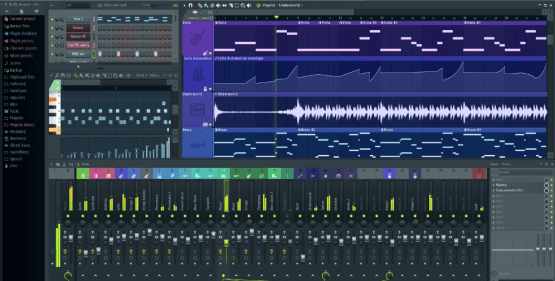 FL Studio 12.5.1.165 Crack Keygen [Final 2018] Free Download