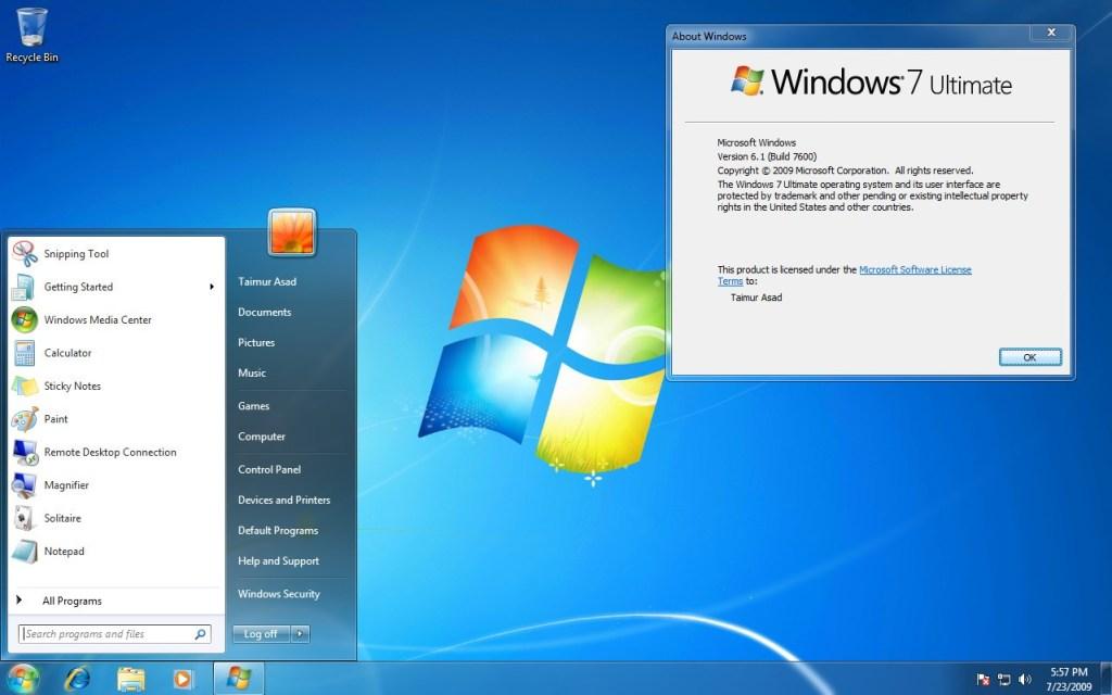 download service pack 1 for windows 7 32 bit