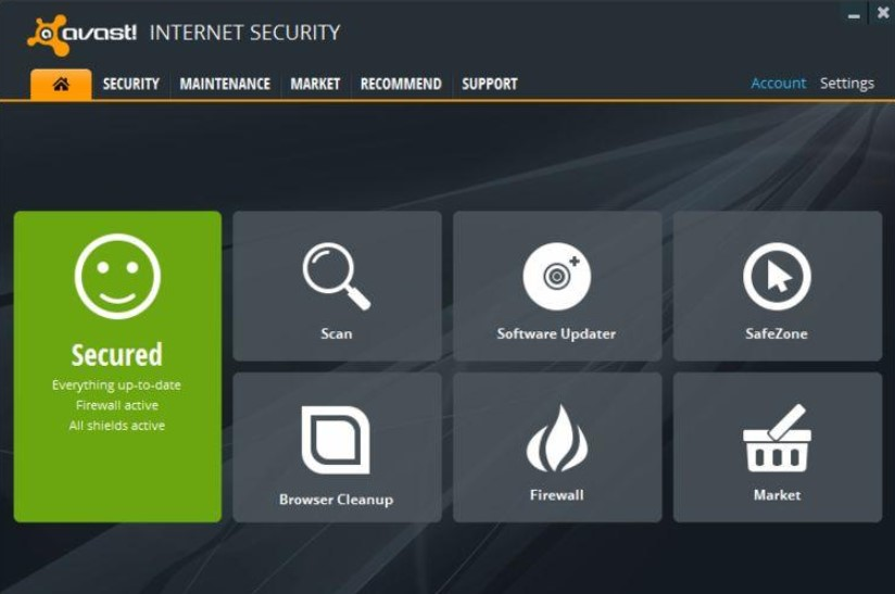 Avast Internet Security 19.4.2370 Beta Activation Code With License Keys+ Crack [Working]