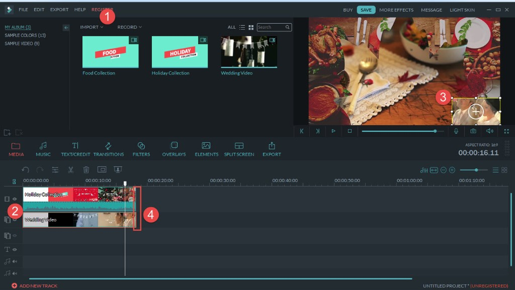 Wondershare Filmora 9.1.1 Crack+Registration Code and Keygen [2019]