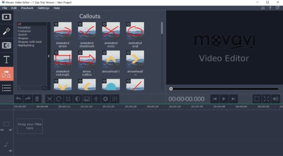 Movavi Video Editor 15 Crack with Keygen Free Download