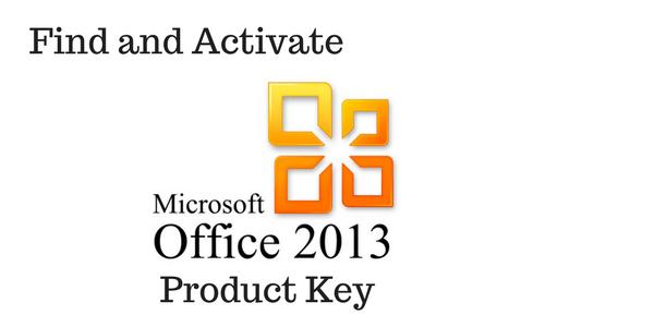 Microsoft Office 2013 Product Key free