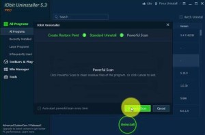 IObit Uninstaller Crack Pro 8.4.0.7 With Free Download 2019