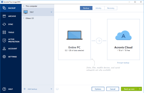 Acronis True Image 2019 23.4.1 Crack & Activation Code Full Free Download