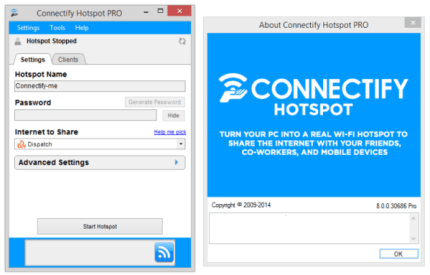 Connectify Hotspot Pro 2019 Crack & Activation Code Full Free Download