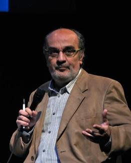 Fernando Vicario en conferencia