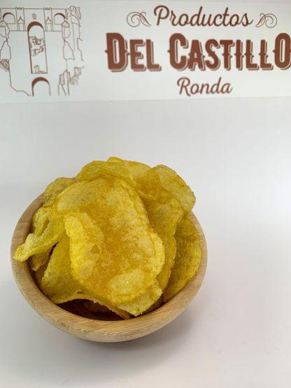 Patatas sin sal
