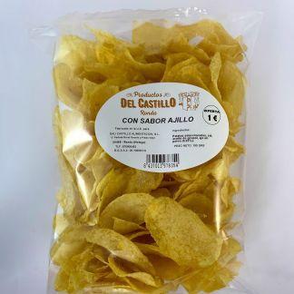 Patatas Ajillo