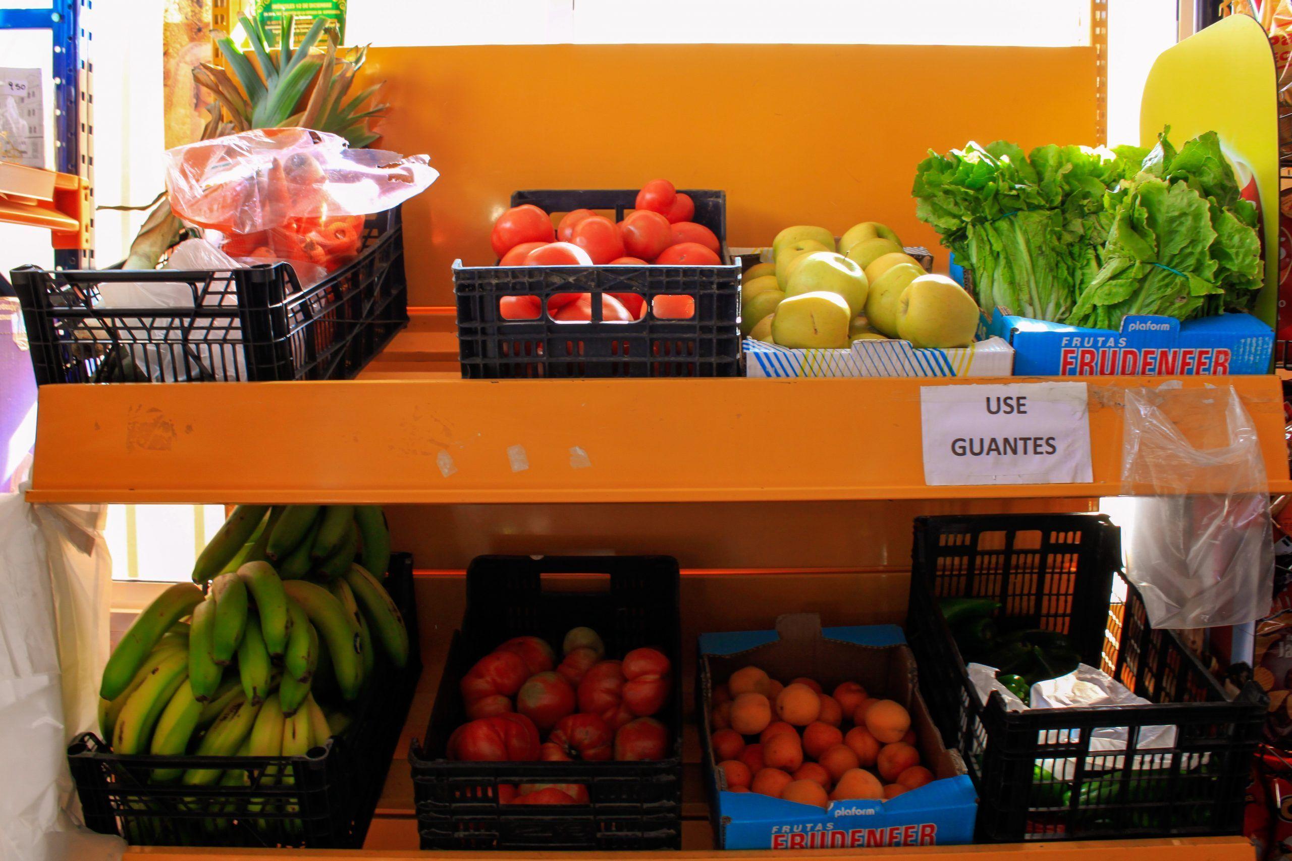 Supermercados en Ronda