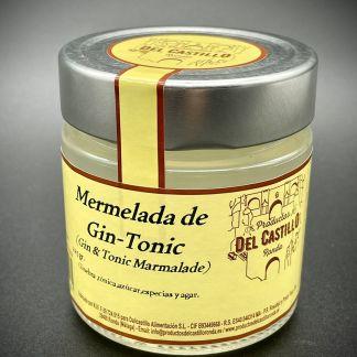 mermelada de gin tonic