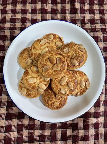 Pastas artesanas sin azucar