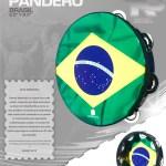 MASTER PANDEROS NACION BENDITA BRASIL
