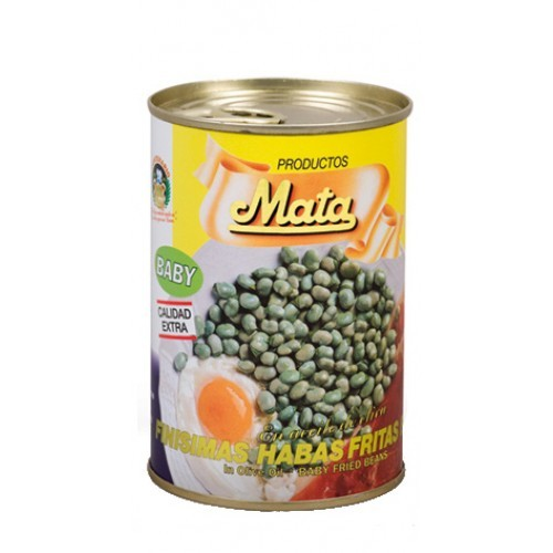 Baby Broad Beans – Baby Habas FritasMATA