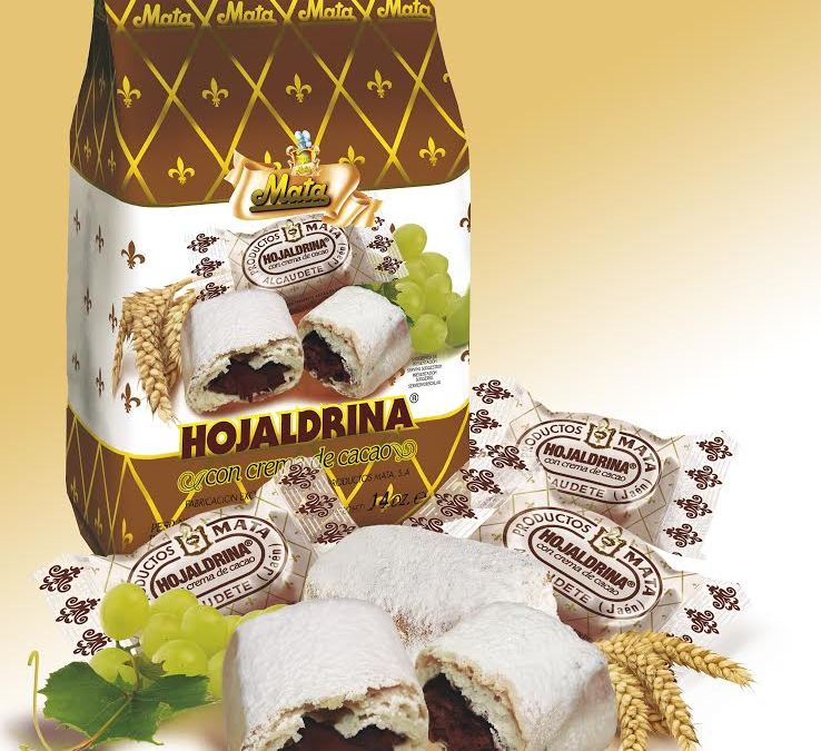 Hojaldrina® de MATA con crema de cacao