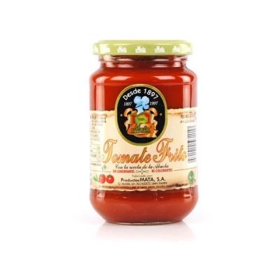 ¿Qué receta harías con nuestro excelente Tomate Frito Mata? #receta #cocina #gourmet