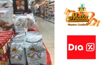 La nueva temporada de Productos Mata ya está disponible en Supermercados DIA