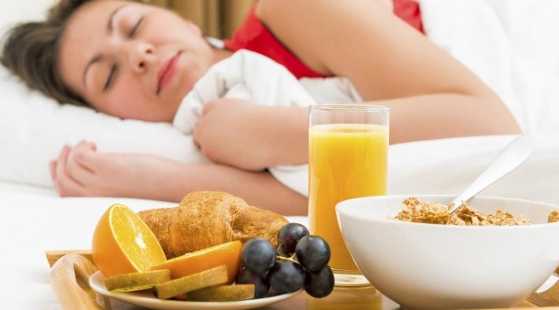 La alimentación y el sueño
