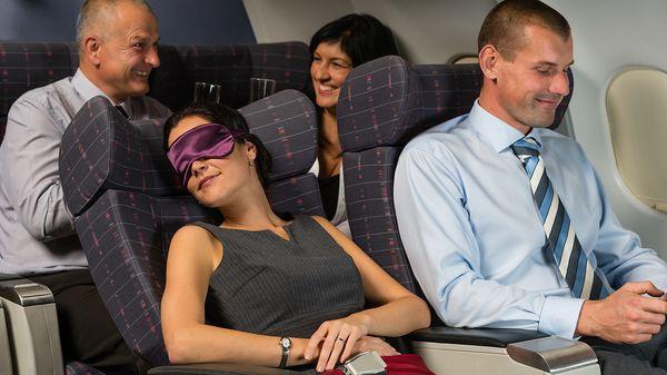 Cómo dormir mejor al viajar