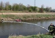 Barreras de contención para hidrocarburos