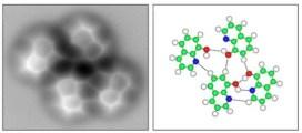 Enlace de Hidrógeno que conectase han visto por primera vez © Ciencia / AAAS