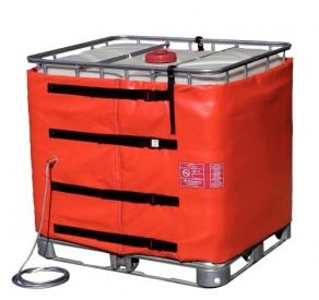 Manta calefactora ATEX para GRG
