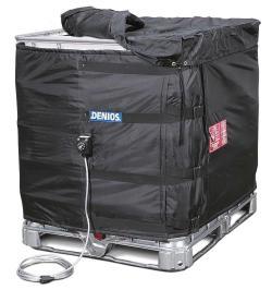 Manta calefactora para GRG de 1000 litros