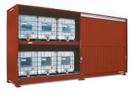 Contenedores modulares DENIOS