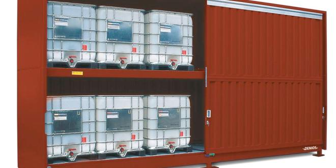 Todo lo que debes saber sobre un contenedor de 1000 litros