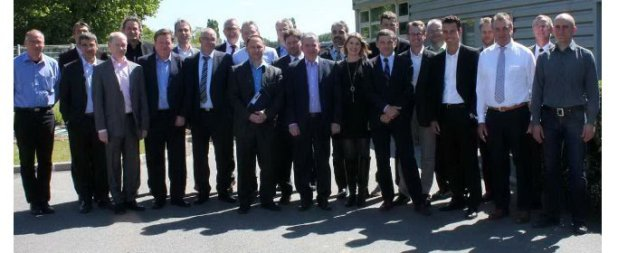 Reunión general del grupo DENIOS en Francia