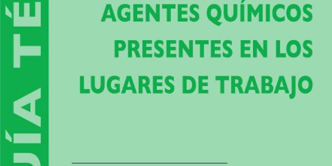 Guía Técnica de Agentes Químicos del R.D. 374/2001