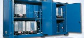 4 Claves para elegir un almacén modular para productos químicos