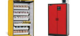 Catálogo de armarios de seguridad