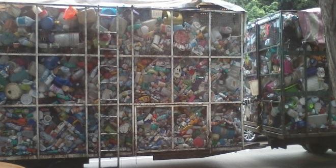 Alarma europea con la basura del plástico
