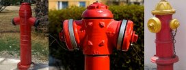 Ejemplo de Boca de Incendio Exterior o Hidrante