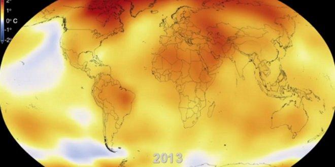 La NASA confirma el calentamiento global a largo plazo