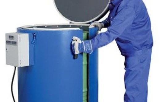 Calentador FH-K 5.5 para bidones de 200 litros