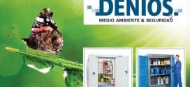 DENIOS y Bequinor colaborando en la redacción del nuevo reglamento APQ: Almacenamiento de Productos Químicos