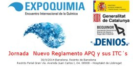 DENIOS y Bequinor en Expoquimia