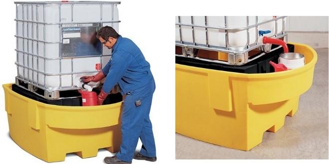 Caso práctico de como almacenar correctamente productos químicos