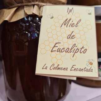 miel de eucalipto la colmena
