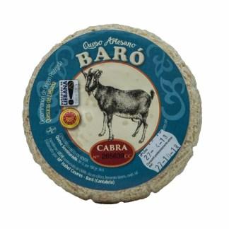 queso baro cabra