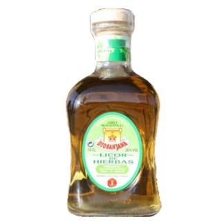 licor hierbas diosanjana