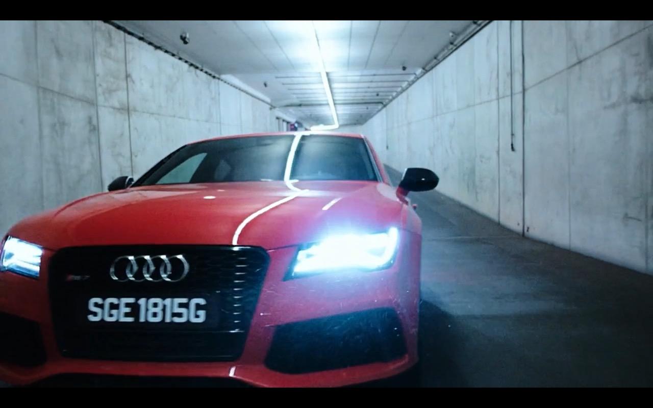 Audi Hitman Agent 47 2015 Movie