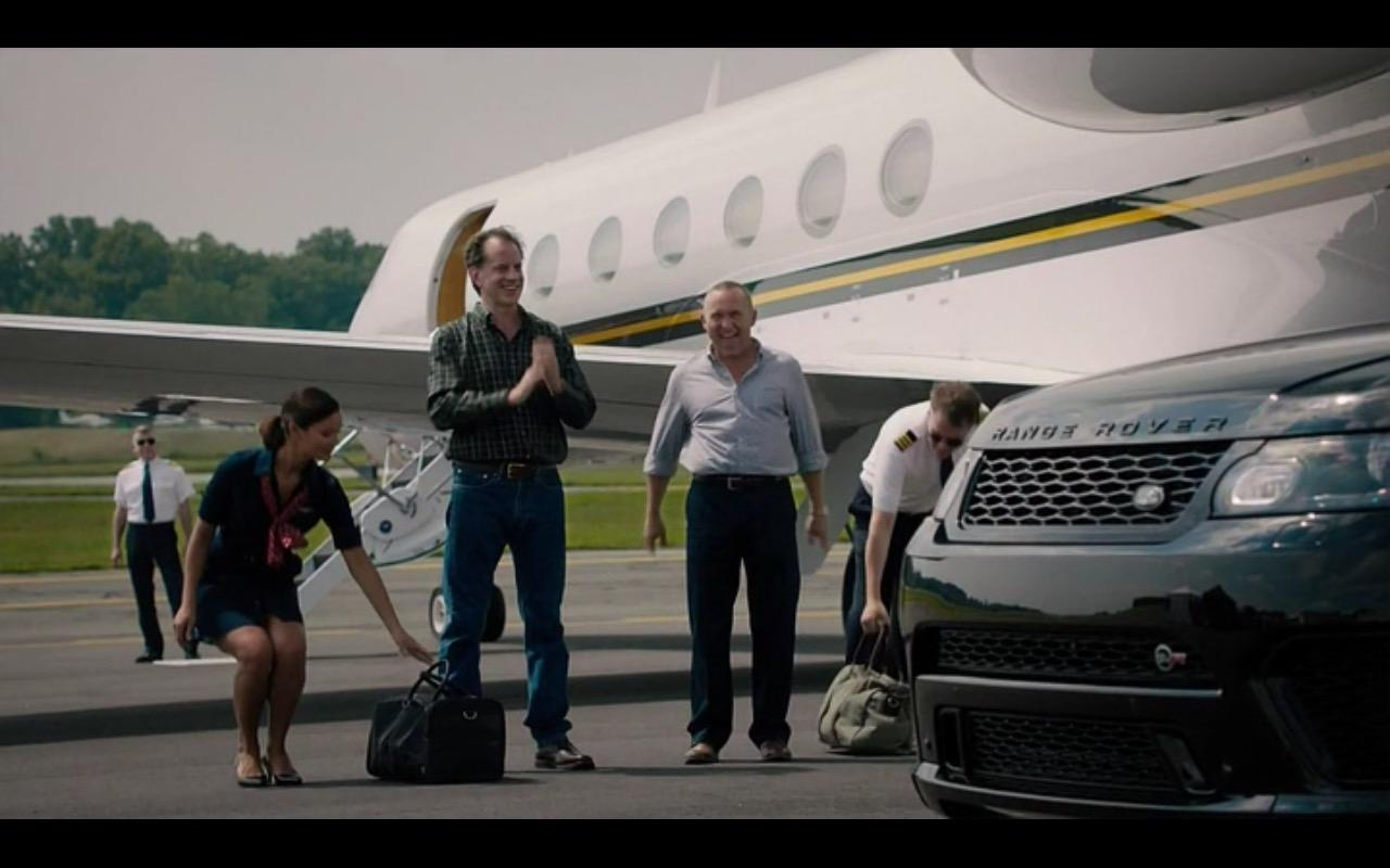 Land Rover Billions TV Show